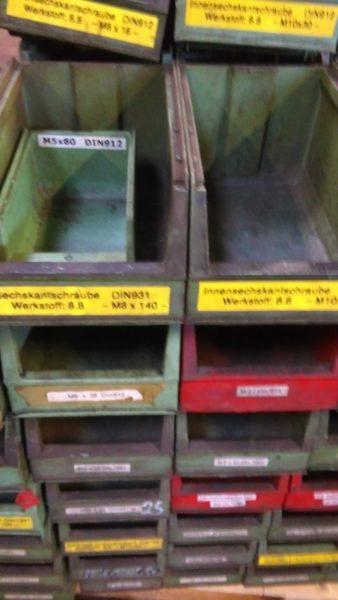 K&B Industrieservice Reinigung Schäferkisten