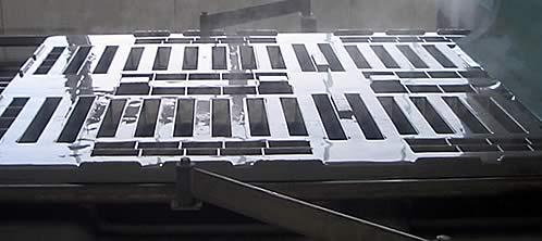 Reinigung Paletten / Kunststoffpaletten   Palettenreinigung