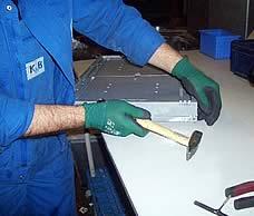 Montage und Reparaturen